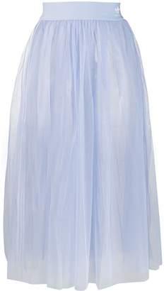 adidas Tulle Midi Skirt