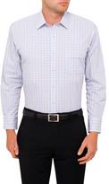 Van Heusen 2 Colour Prince Of Wales Check Classic Fit Shirt
