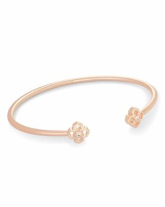 Kendra Scott Rue Cuff Bracelet for Women Fashion Jewelry 14k Gold Plated