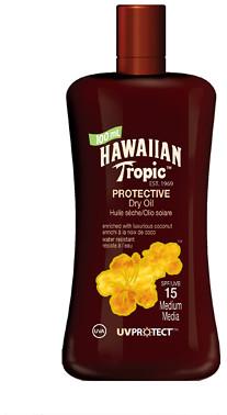 Hawaiian Tropic Protective Oil SPF15 Mini Bottle 100ml