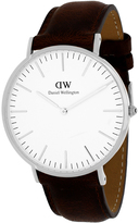 Daniel Wellington Classic Bristol Collection 0209DW Men's Analog Watch