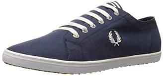 Fred Perry Men's Kingston Canvas Marl Fashion Sneaker 9 UK/
