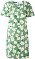 Rochas floral shirt dress