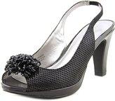Karen Scott Brandyy Women US 9 Black Slingback Heel