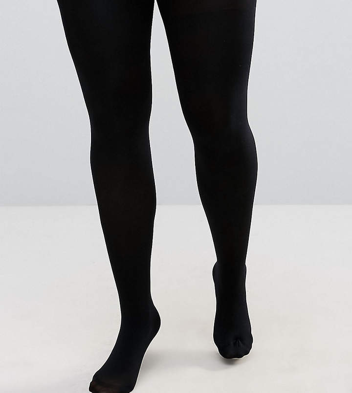 e684dd0ff8c37 Plus Size Opaque Tights - ShopStyle Australia