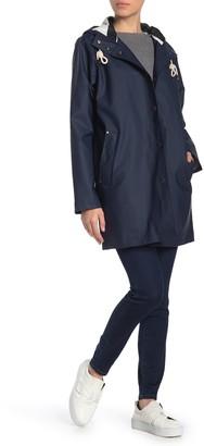 Pendleton Olympic Hooded Slicker Coat