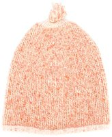 Forte Forte ribbed knit hat - women - Polyamide/Cashmere/Alpaca/Virgin Wool - One Size
