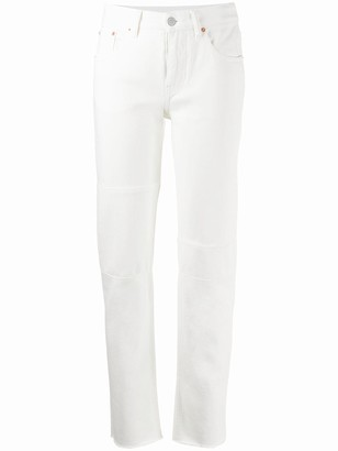 MM6 MAISON MARGIELA Raw Edge Jeans
