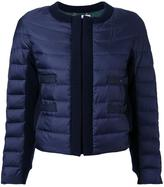 Muveil cropped padded jacket