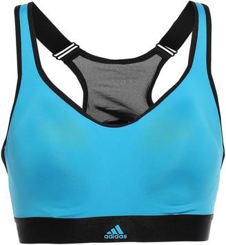 adidas Mesh-trimmed Stretch Sports Bra