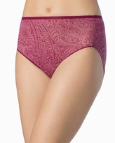 Soma Intimates Vanishing Edge Microfiber Modern Brief