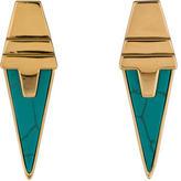 Eddie Borgo Turquoise Drop Earrings w/ Tags