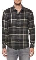 Paige Plaid Button-Down Shirt