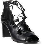 Ralph Lauren Hasel Calfskin Sandal