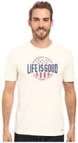 Life is Good Remember LIG Crusher Tee