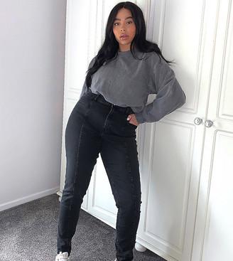 Calvin Klein Jeans skinny jean in black