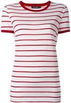 Dolce & Gabbana striped T-shirt - women - Cotton - 38