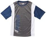 Puma Speed Pack Colorblocked T-Shirt (Big Boys)