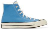 Converse Blue Chuck 70 High Sneakers