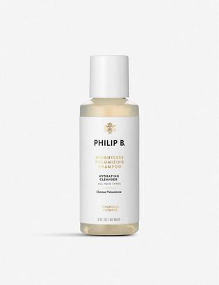 Philip B Weightless Volumising Shampoo 60ml