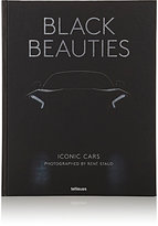 Te Neues teNeues Black Beauties: Iconic Cars Photographed by René Staud