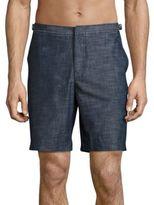 Orlebar Brown Dane II Cotton Shorts