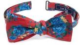 The Tie Bar Men's Hinterland Floral Silk Bow Tie