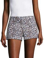 Michael Kors Thora Printed Shorts