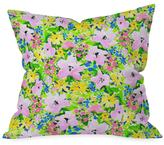 DENY Designs Floreale Throw Pillow