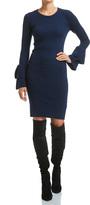 SABA Ginny Tiered Sleeve Dress