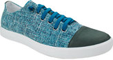 Burnetie Men's Asymmetry- Low Sneaker