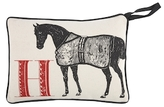 Thomas Paul H Horse Door Pillow