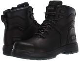 Ariat 6 Turbo Side Zip (Black) Men's Work Boots