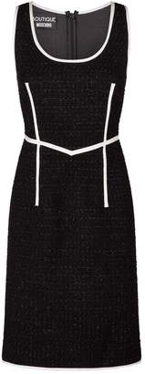 Moschino Tweed Sleeveless Dress