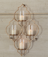 Signature Design by Ashley Antique Gold Dunixi Wall Sconce