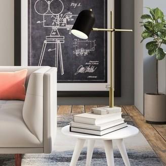"""Brayden Studio Latshaw 36"""" Desk Lamp"""