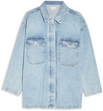 Topshop Denim outerwear