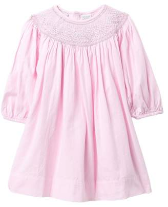 Carriage Boutique Embroidered Dress (Baby Girls)