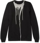 Rick Owens - Drkshdw Printed Loopback Cotton-jersey Sweatshirt