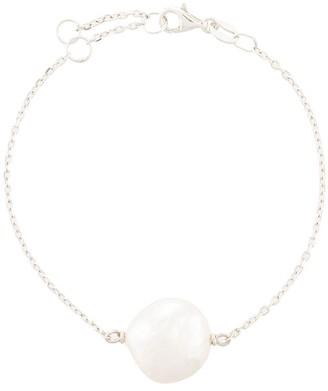 NATASHA SCHWEITZER Baroque Pearl Bracelet