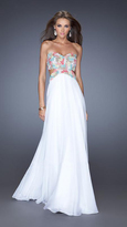 La Femme Prom Dress 20059
