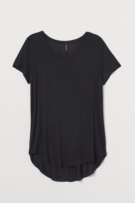 H&M H&M+ Jersey Top