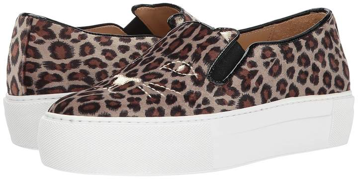 Charlotte Olympia Cool Cats Women's Slip on Shoes