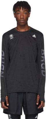 adidas Black Neighborhood Edition Running T-Shirt