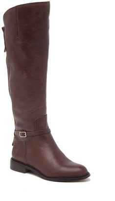 Franco Sarto Haylie Leather Knee-High Boot