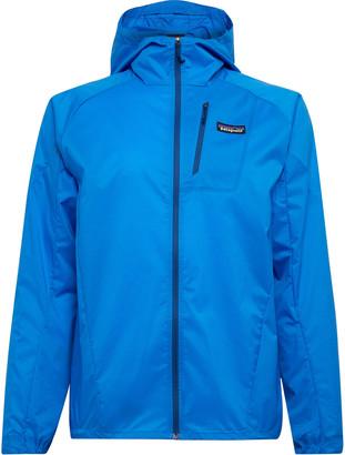Patagonia Houdini Air Slim-Fit Packable Nylon-Blend Ripstop Hooded Jacket