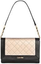 Calvin Klein Quilted Demi Bag