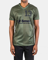 Han Kjobenhavn Poly Football Shirt (Green)