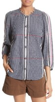 Apiece Apart Women's Lalla Shirred Top