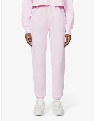 Camilla And Marc Marvin relaxed-fit high-rise cotton-jersey jogging bottoms